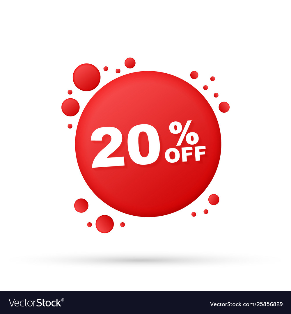 Image result for The 20% off