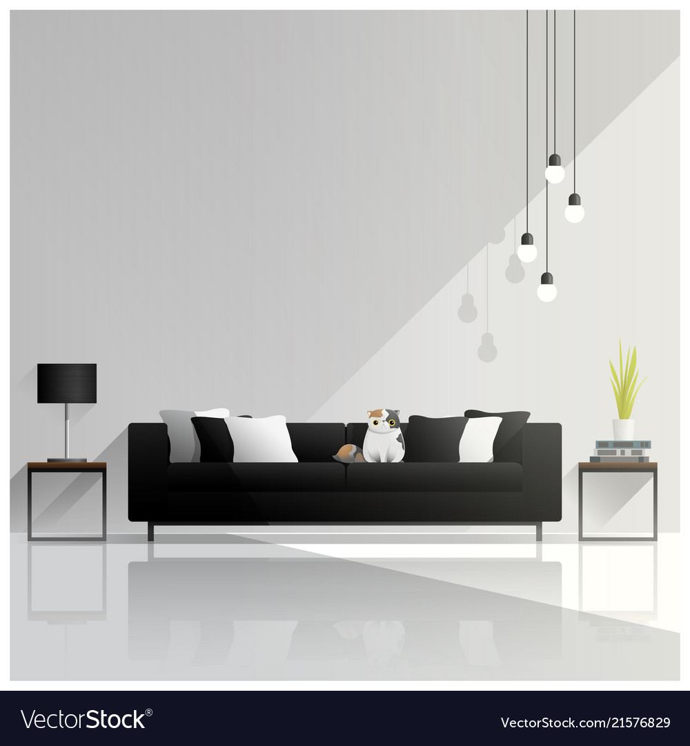 Modern Living Room Design Interior