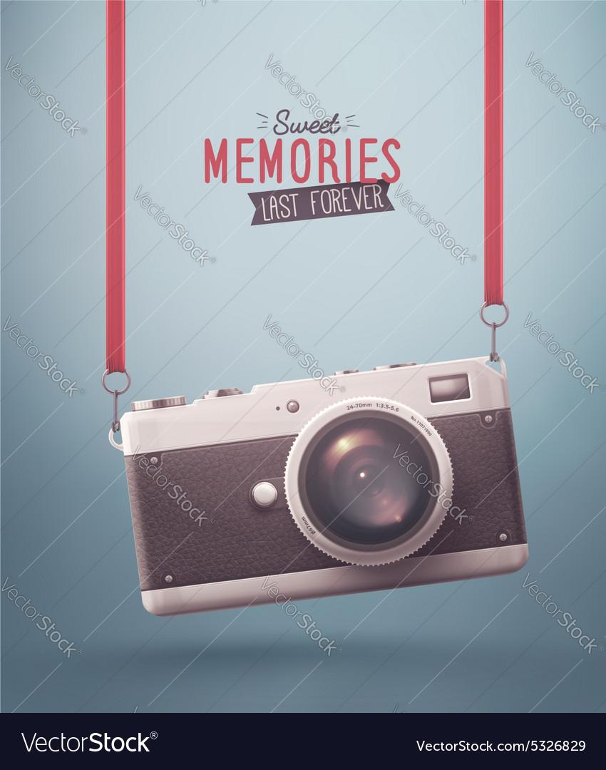 Sweet Memories vector image