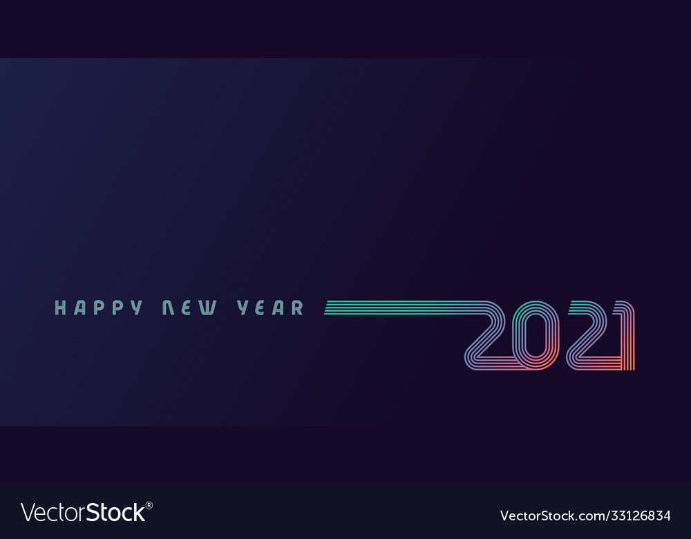 2021 colored lines design
