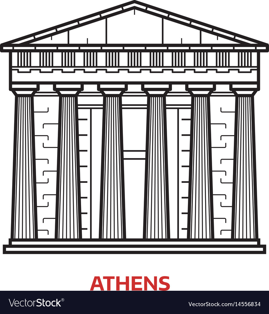 Athens landmark
