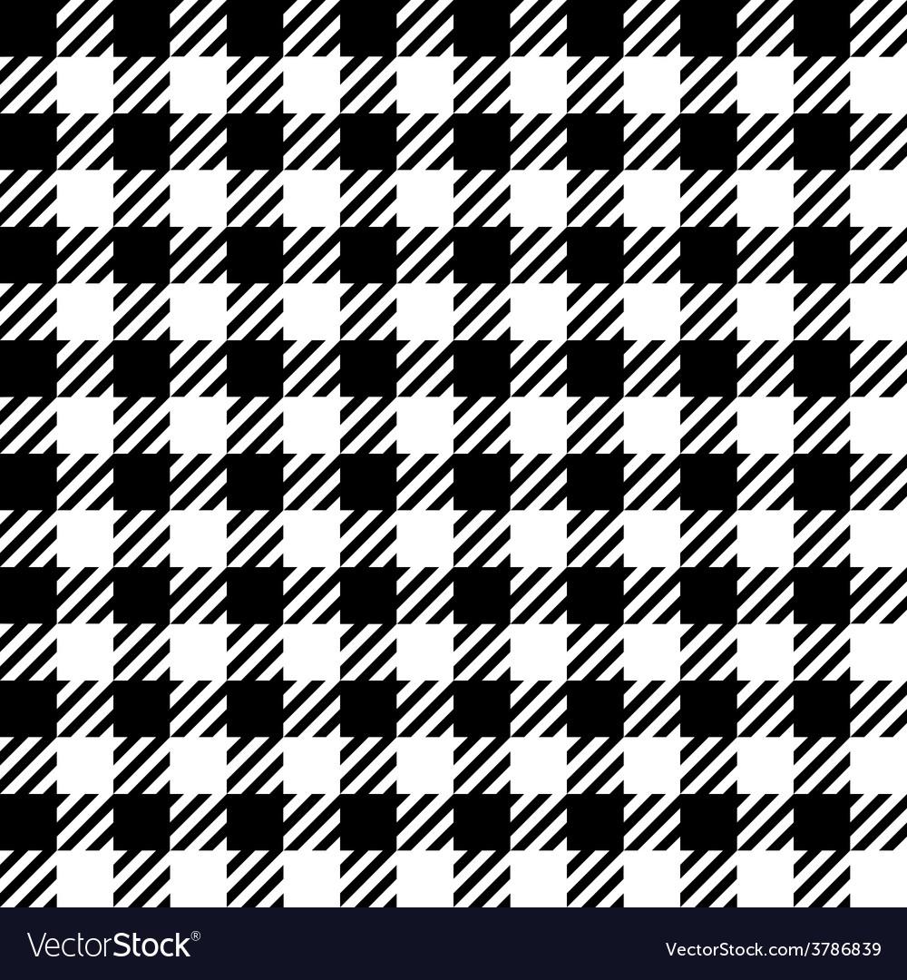 Gingham pattern