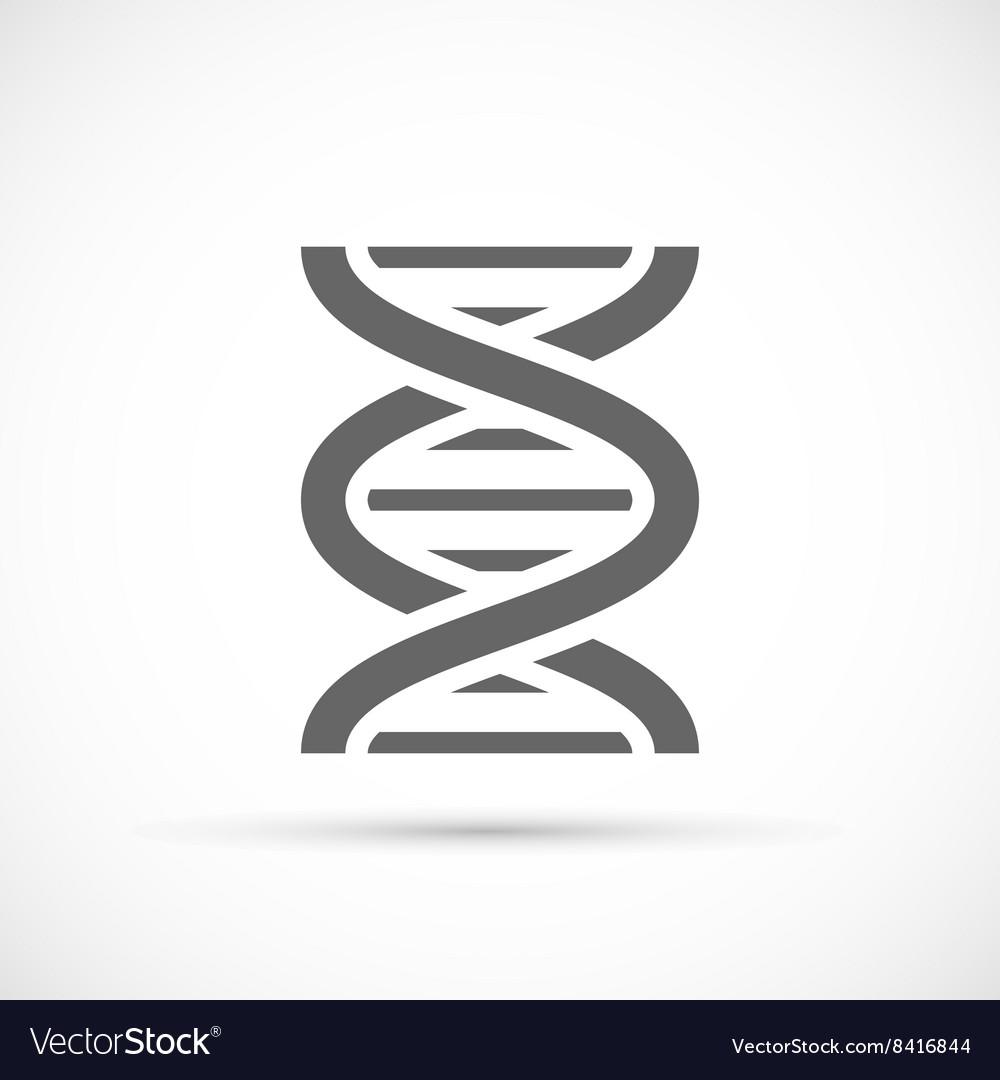 Dna helix icon