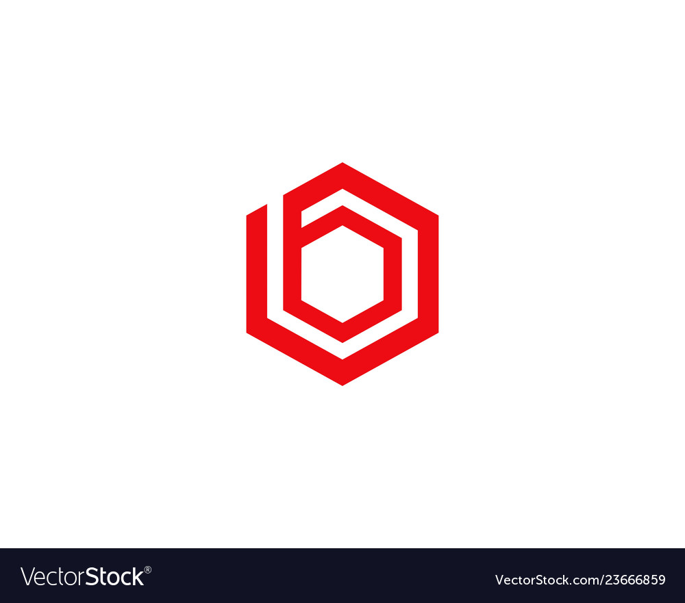 Letter b icon alphabet symbol