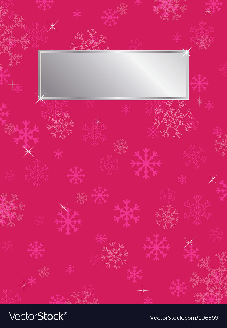 Description: pink snowflake