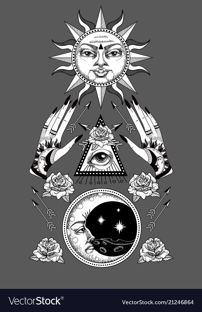 An ancient astronomical sun