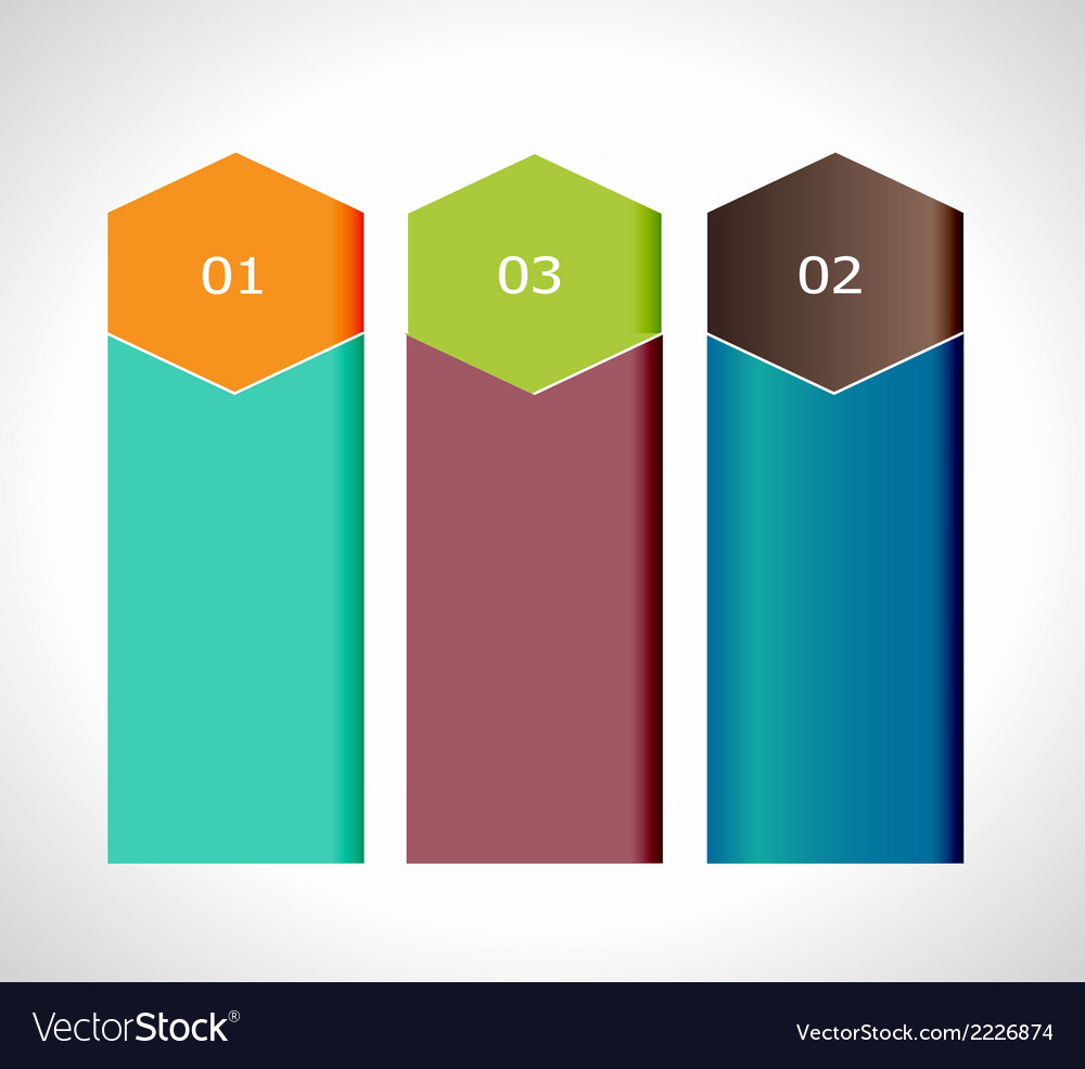 Abstract Vertical Banner Royalty Free stock vector image