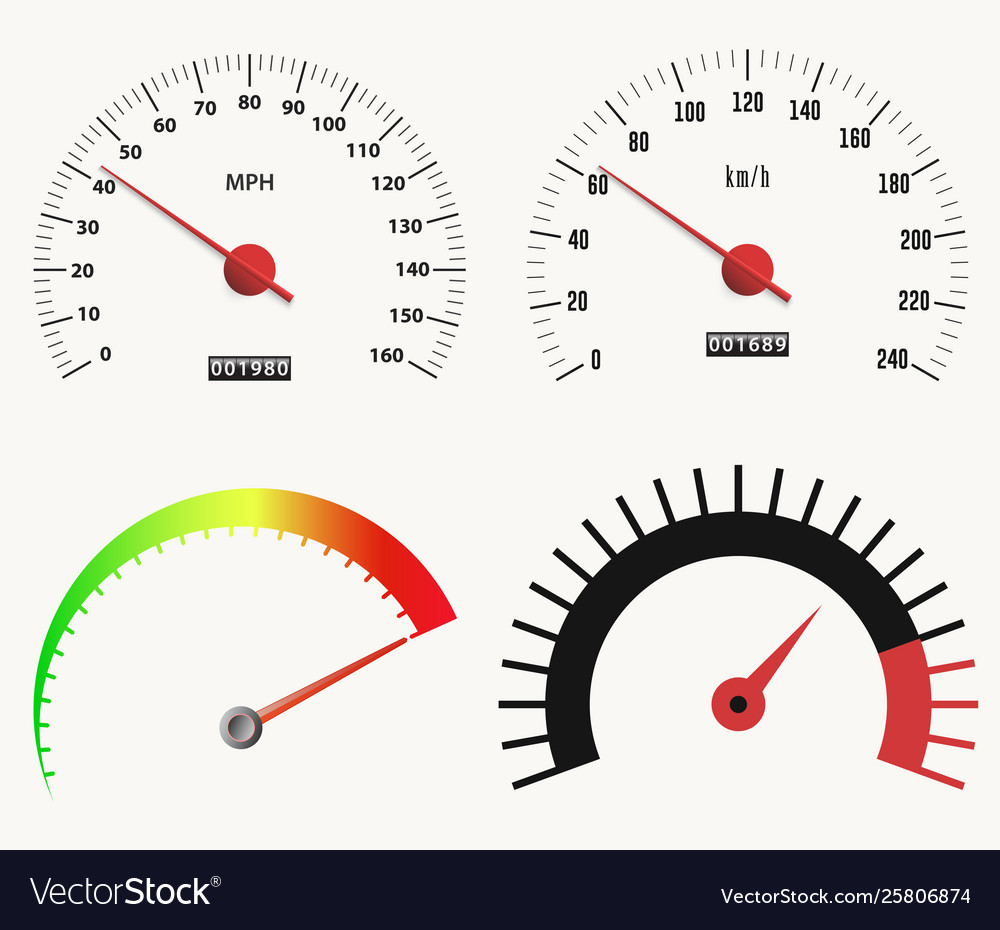 Speedometer measuring scale speed test download