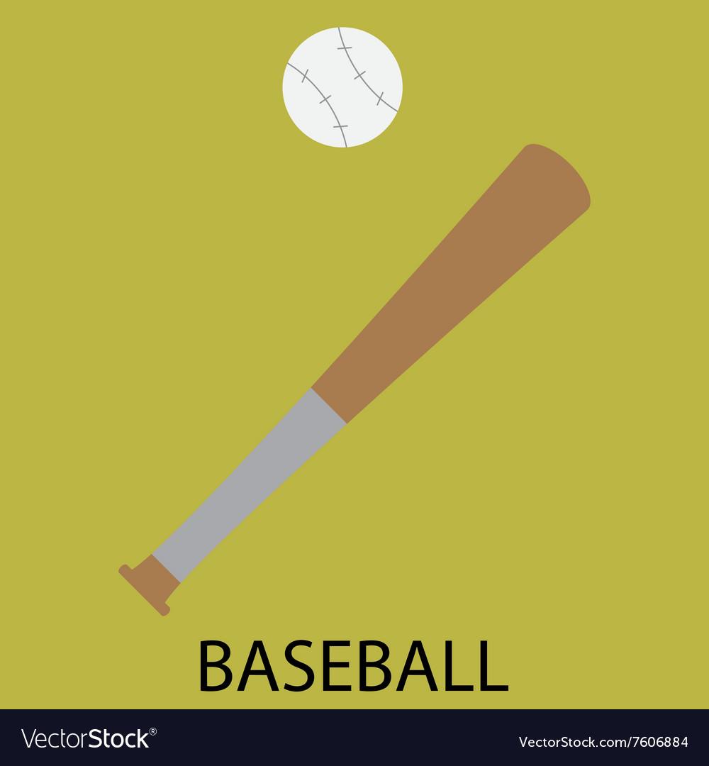 Baseball sport icon