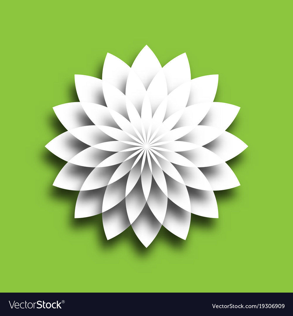 Paper Lotus Flower Ukrandiffusion