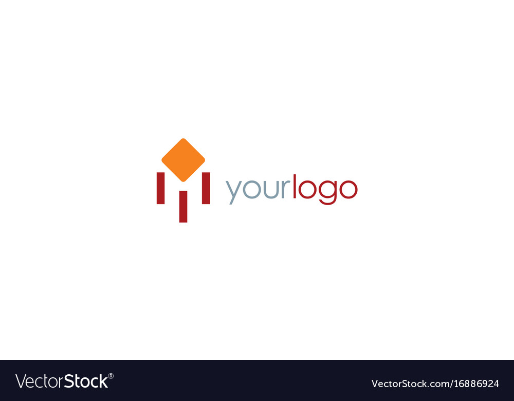 Square business logo