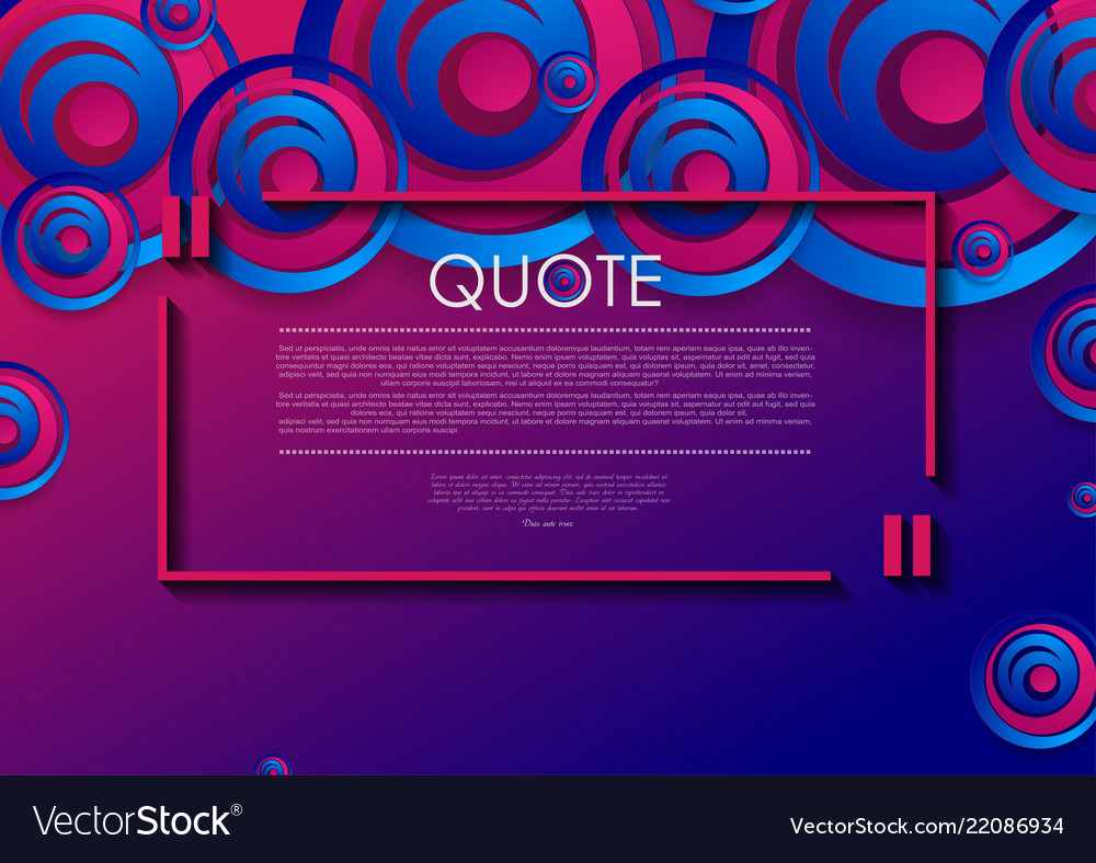 Abstract blue purple grunge circles background
