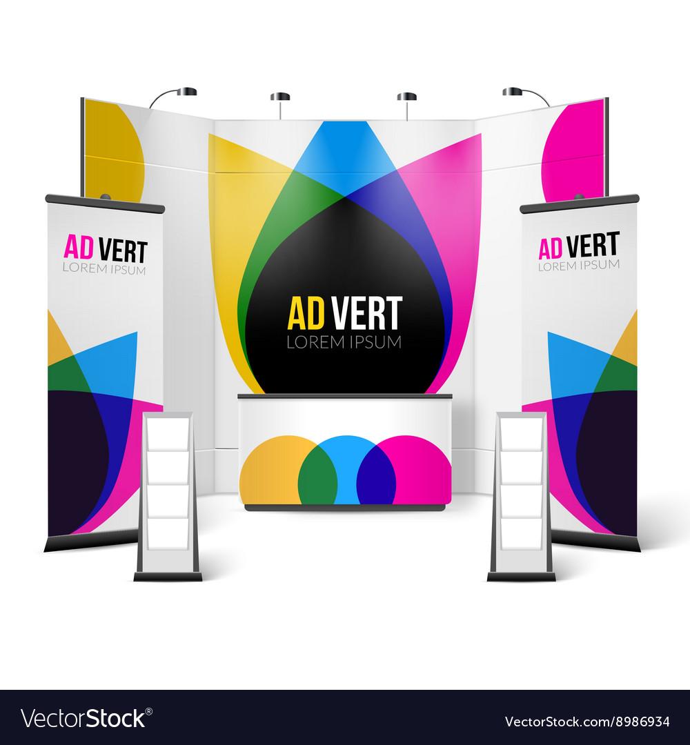 Exhibition Stand Color Design