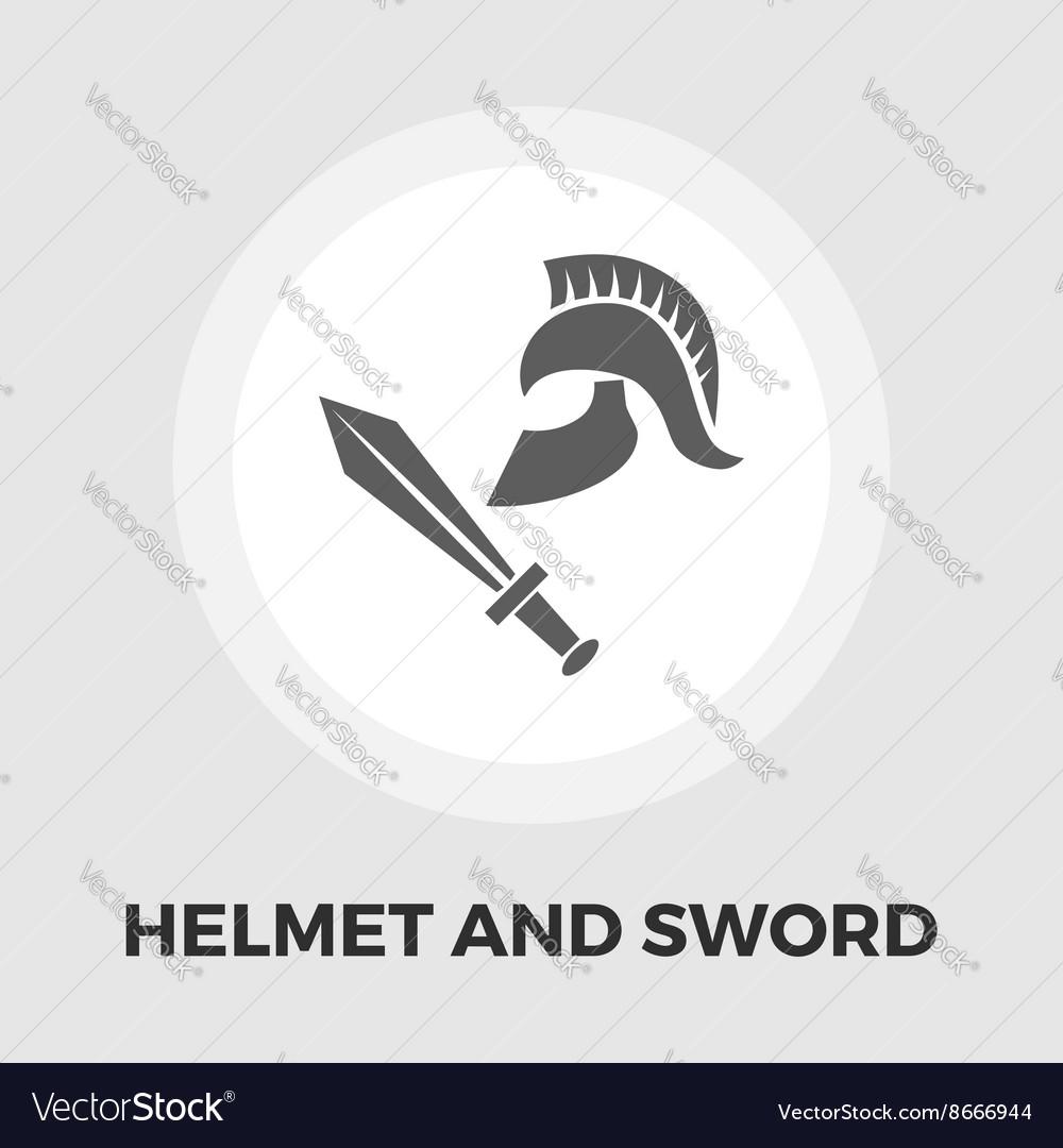 History flat icon