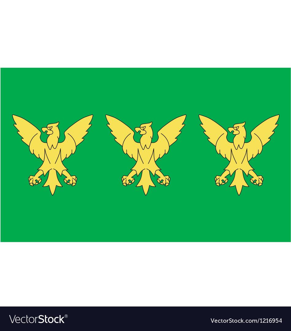 Flag of Caernarfonshire