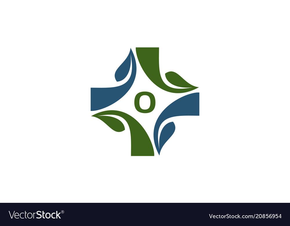 Medical herbal initial o