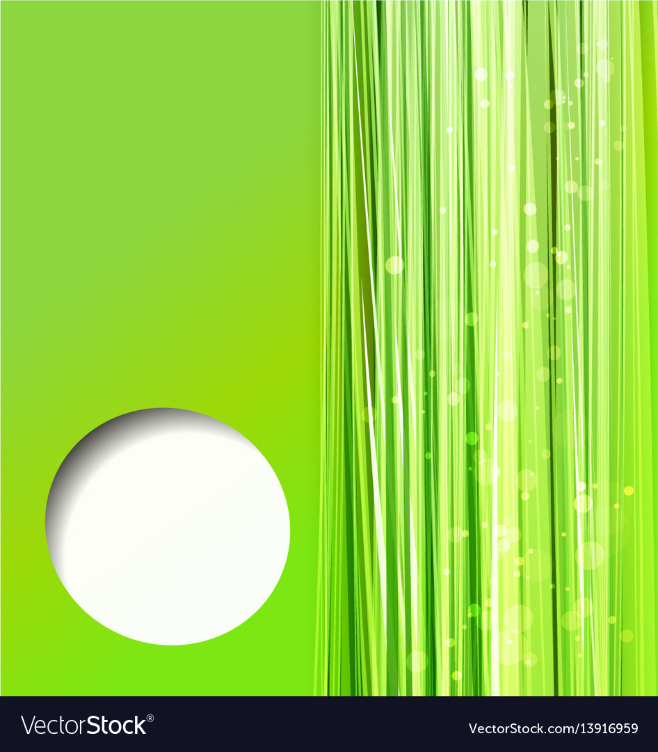 Abstract colorful green background