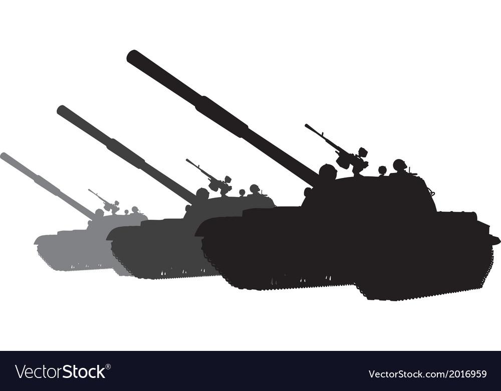 War concept vector image