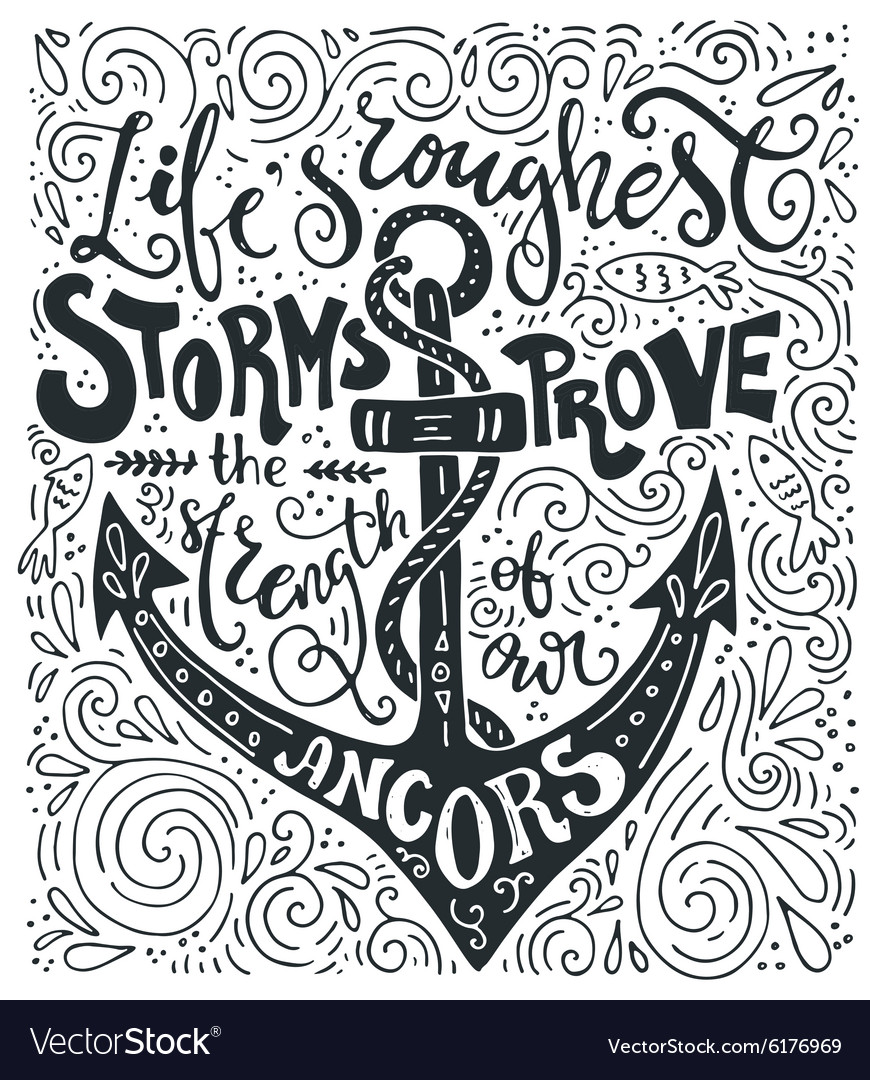 Nautical Lettering