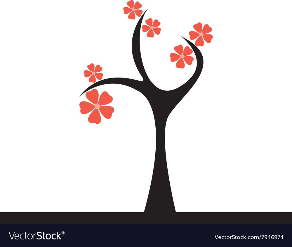 Cute Abstract tree