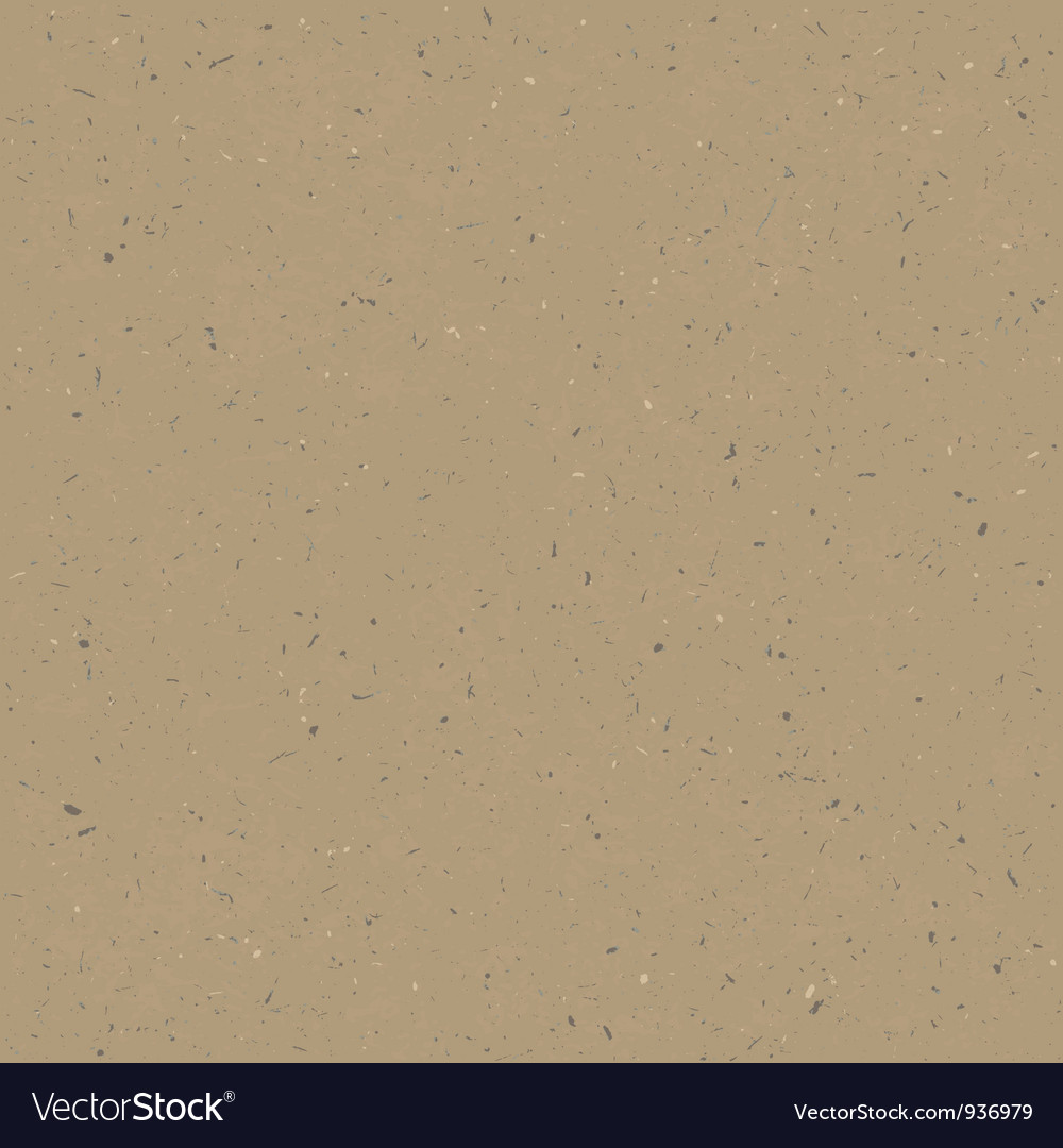 Recycled paper seamless texture vector image