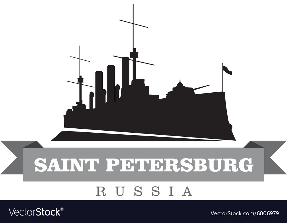 Saint Petersburg Russia city symbol