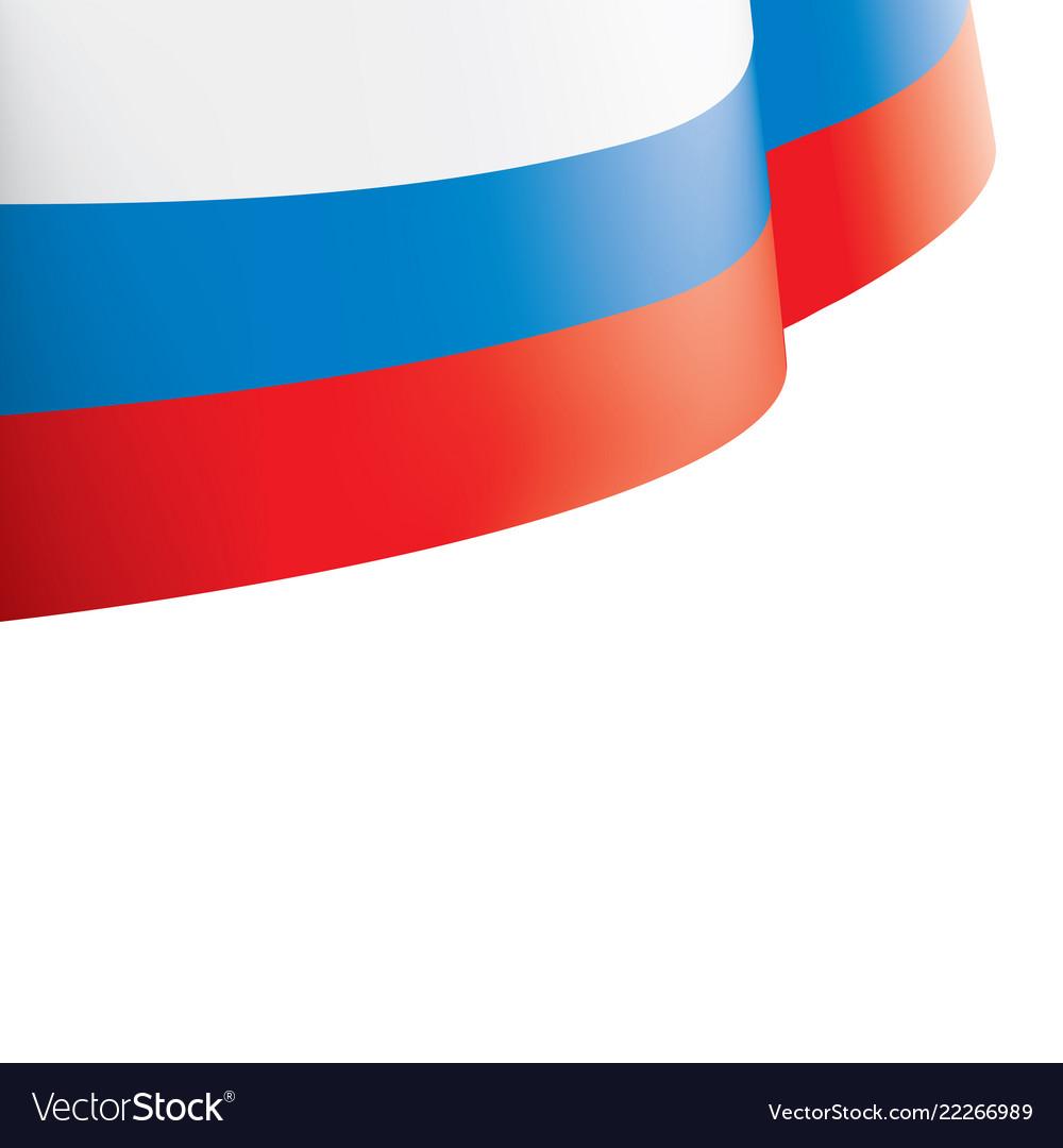 лента в виде флага россии картинки
