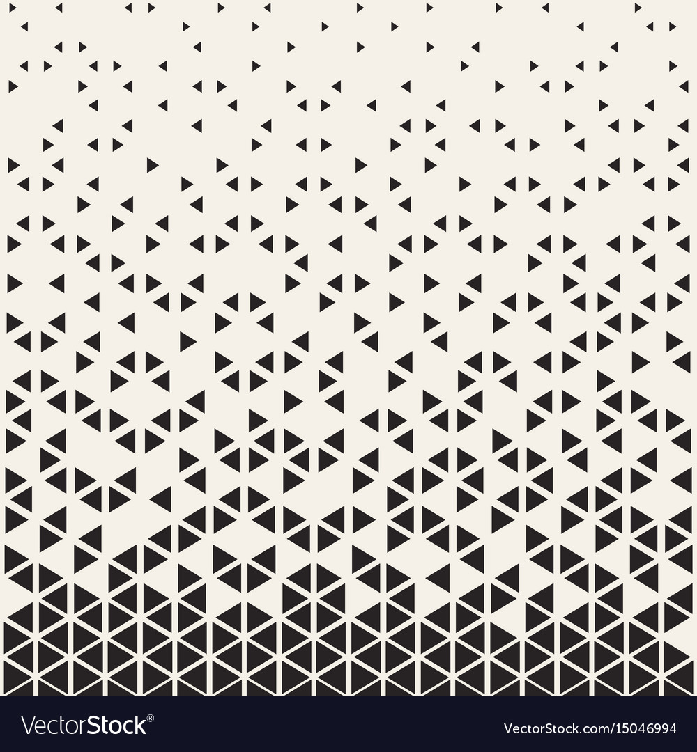 Abstract geometric pattern design