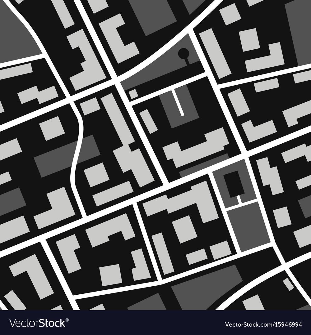Map seamless pattern