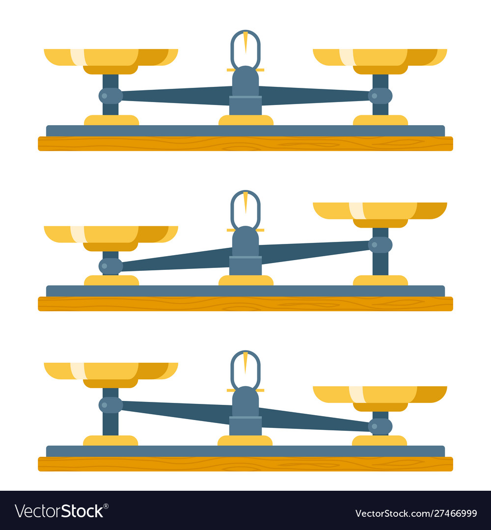 Balance scales weigher equality equalconcept