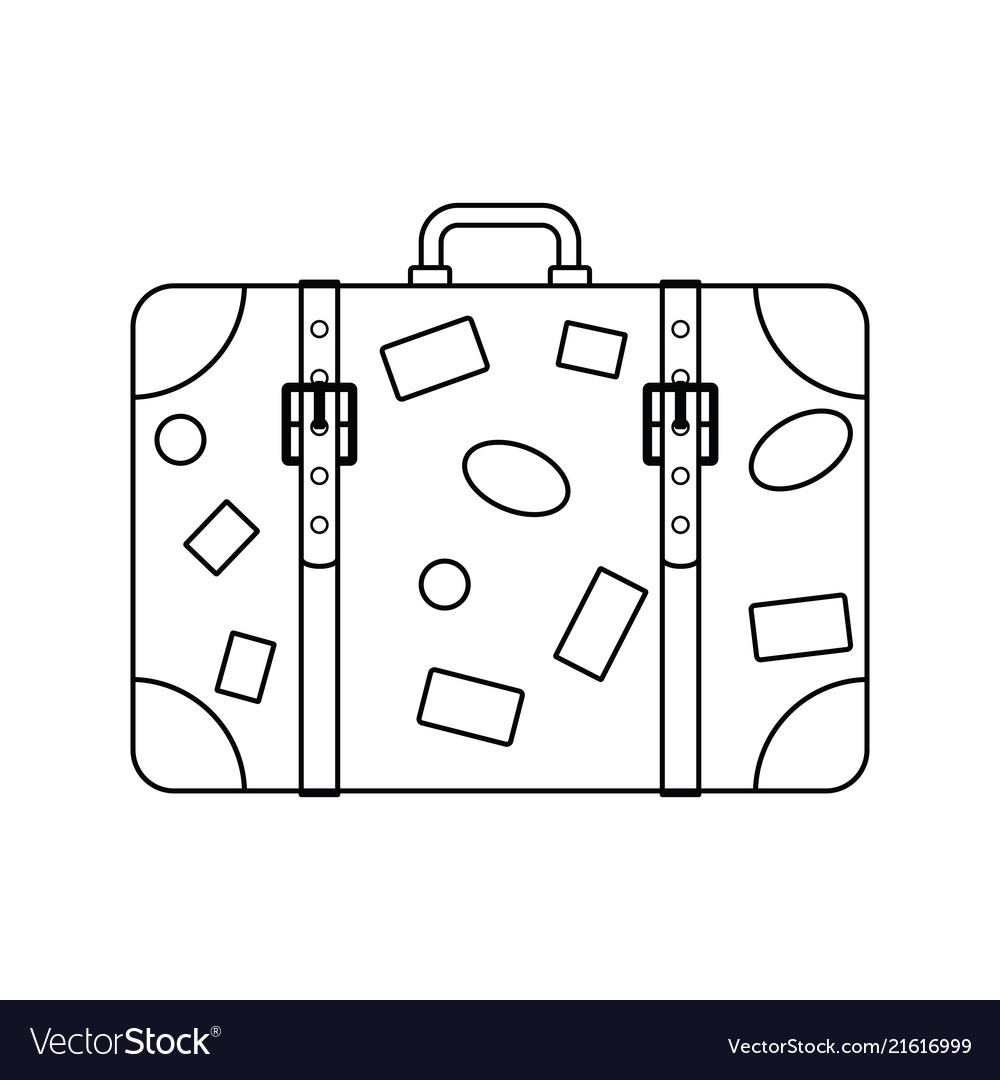 Icon of suitcase