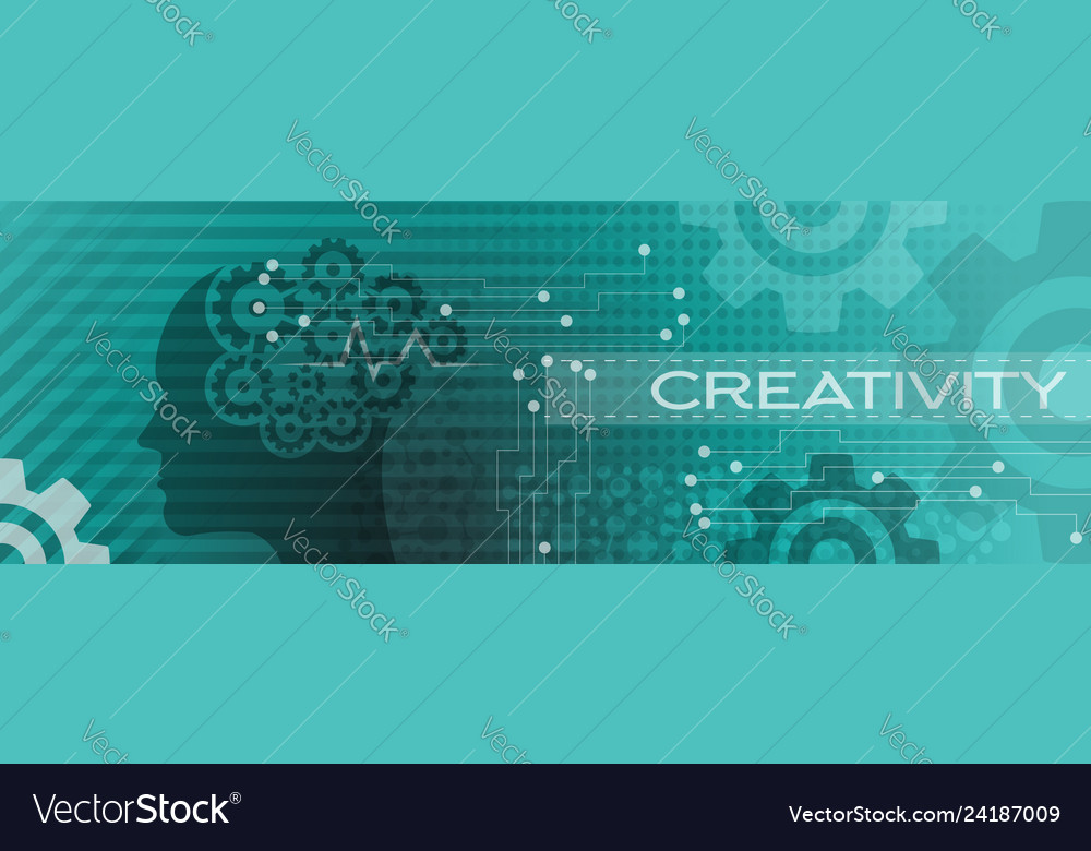 Abstract Creative Banner Background Design
