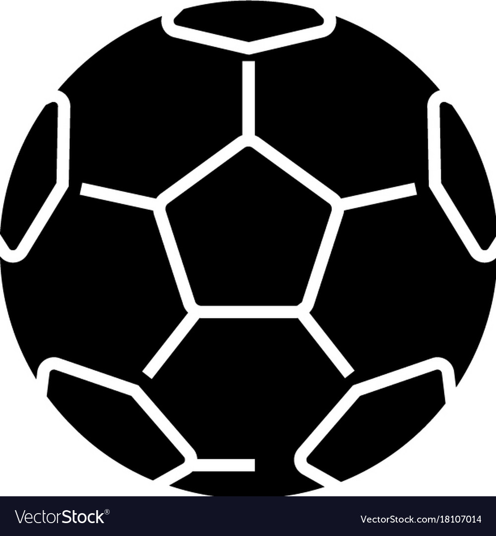 Soccer ball - football icon