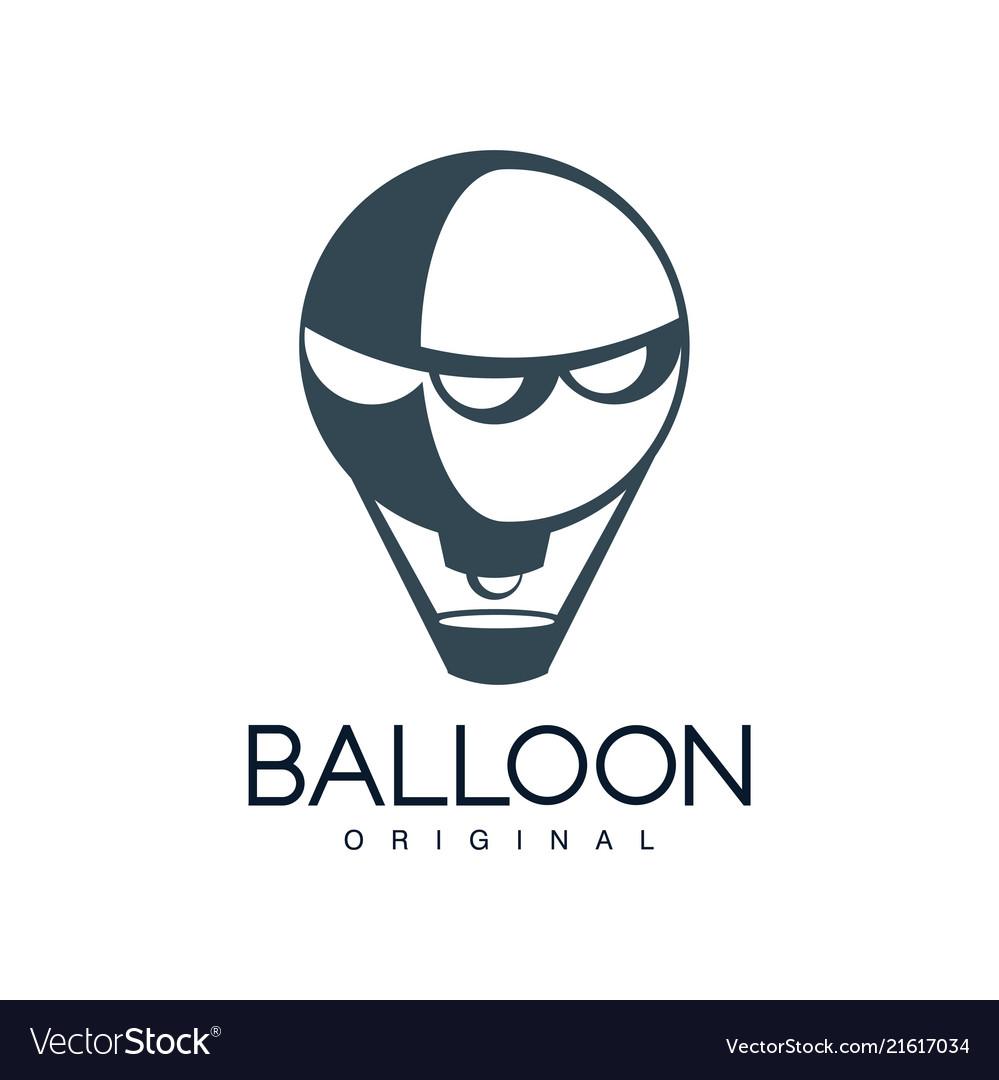 Balloon original design element for corporate