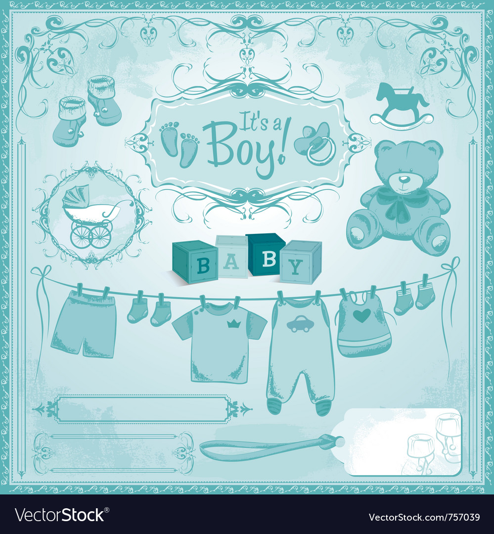 Baby boy childbirth