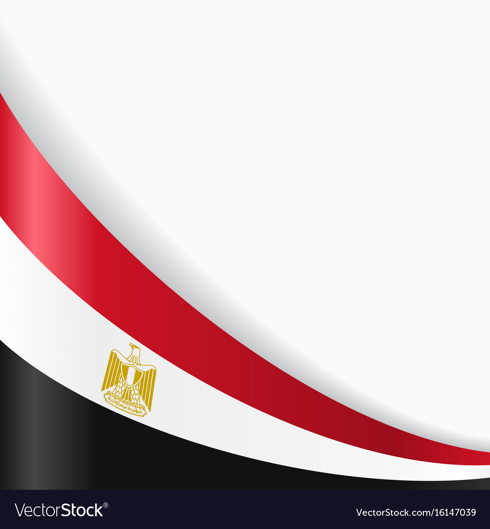 Egyptian flag background