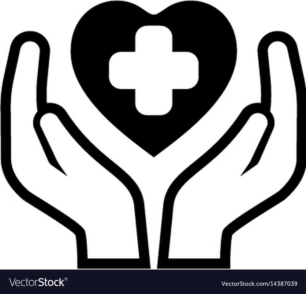 Health Care Center Icon Flat Design Royalty Free Vector Inspirational designs, illustrations, and graphic elements from the world's best designers. vectorstock