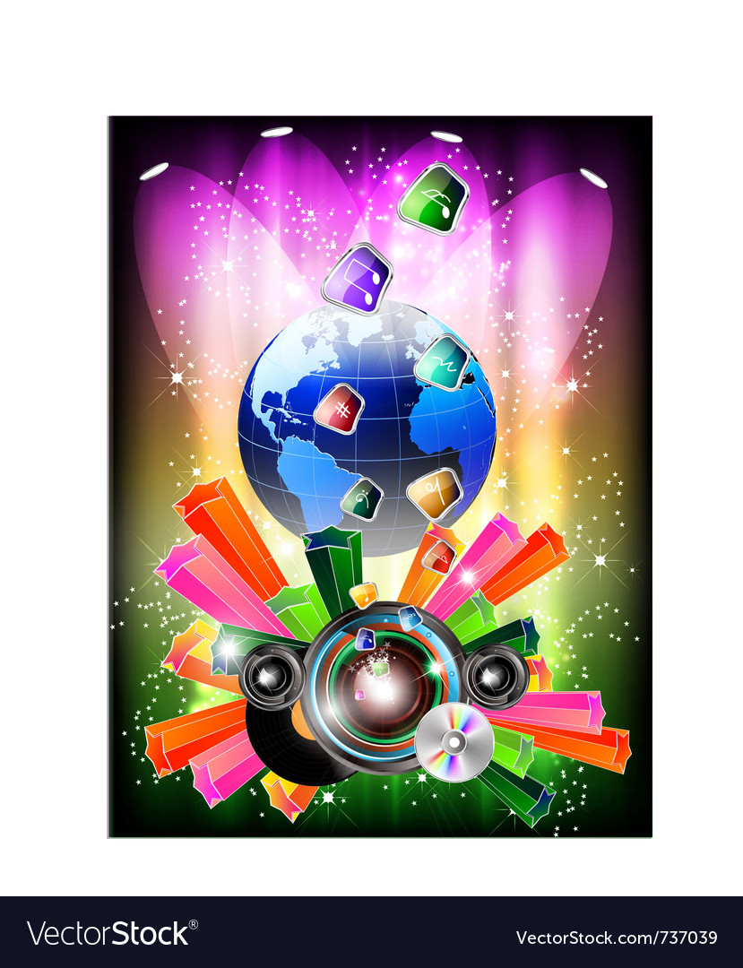 World music background