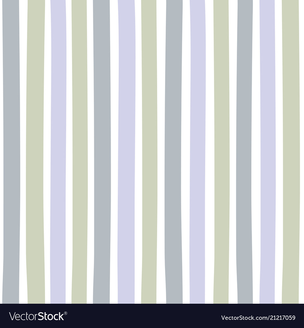 Seamless pattern with vertical stripes