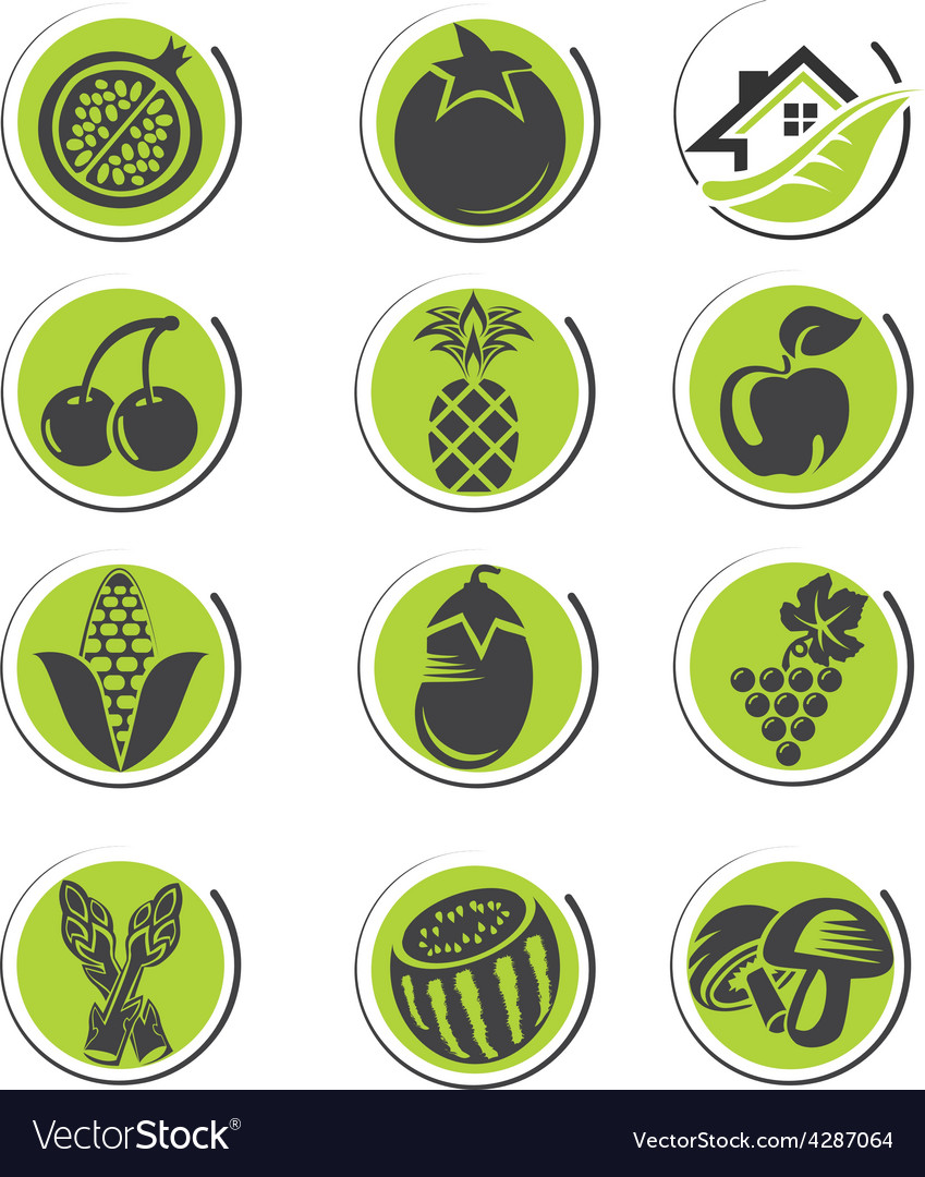 Organic icon set volume 2