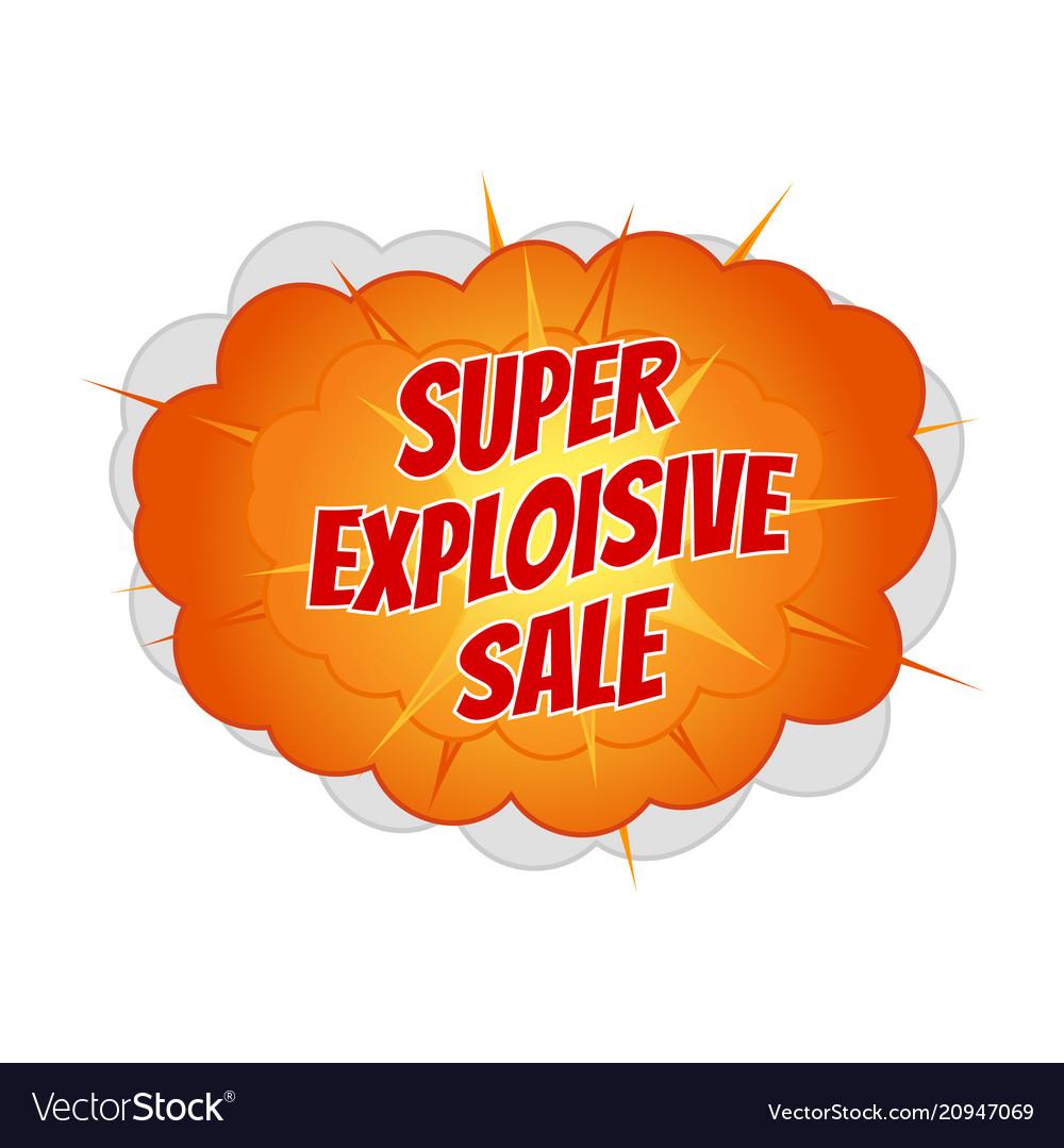 Comic sale discount promotion big