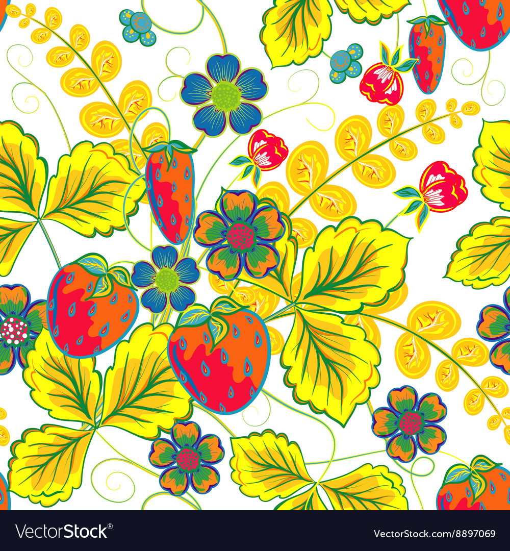 Excellent seamless pattern with hand drawing