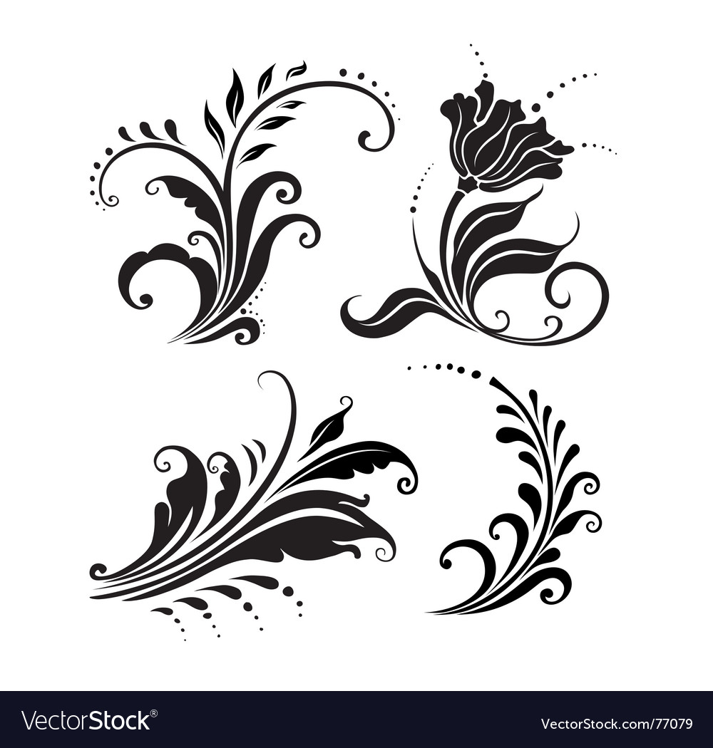 Pin Black And White Flower Clipart Free Description On Pinterest