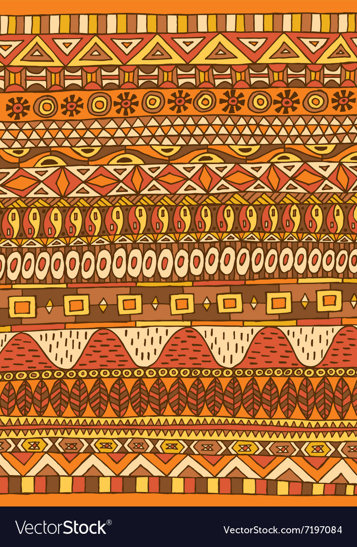 African Pattern 2