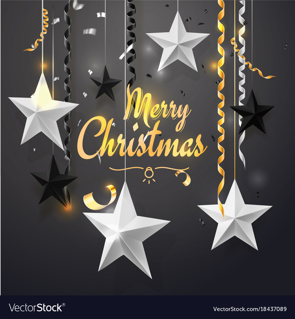 Merry christmas and 2018 new year background for