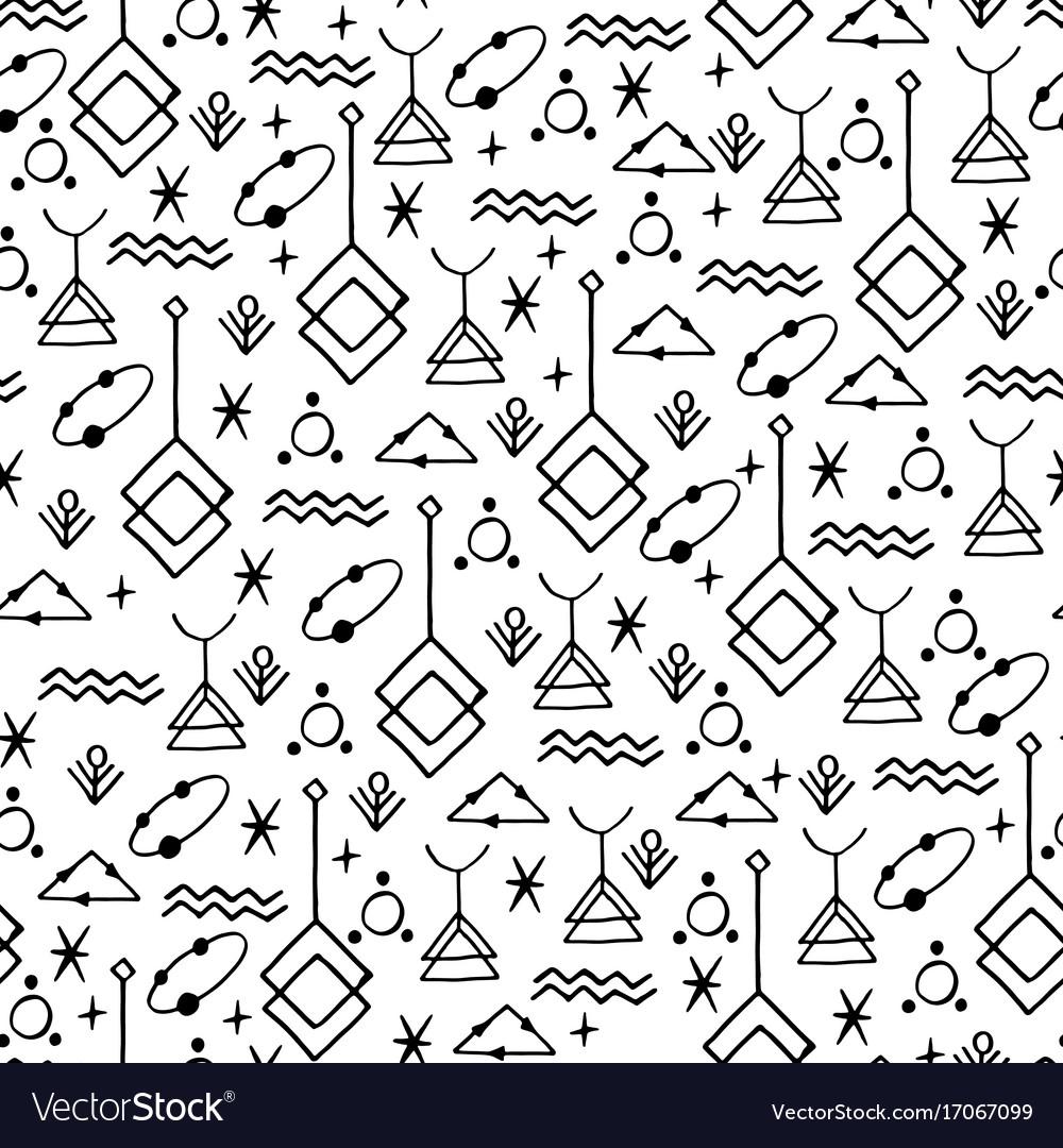Symbolic linear pattern