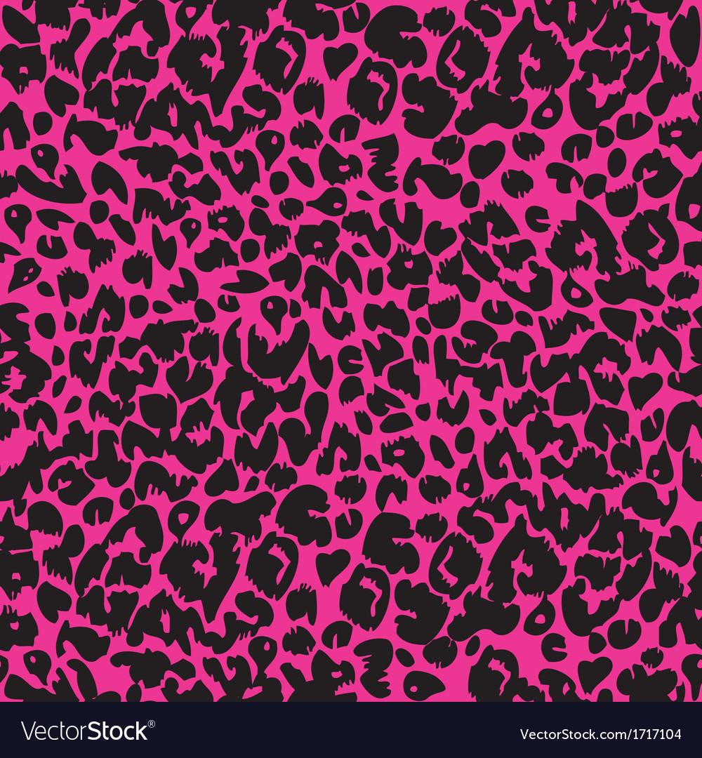 Seamless animal fur pattern