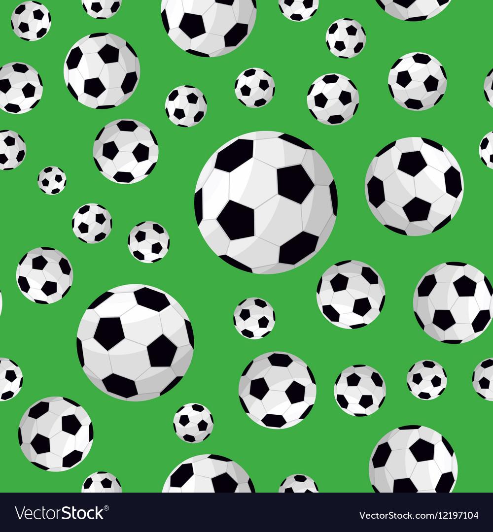 Soccer Pattern Interesting Inspiration Design