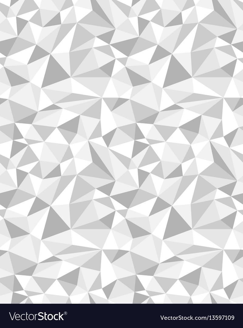 Seamless gray texture vector image