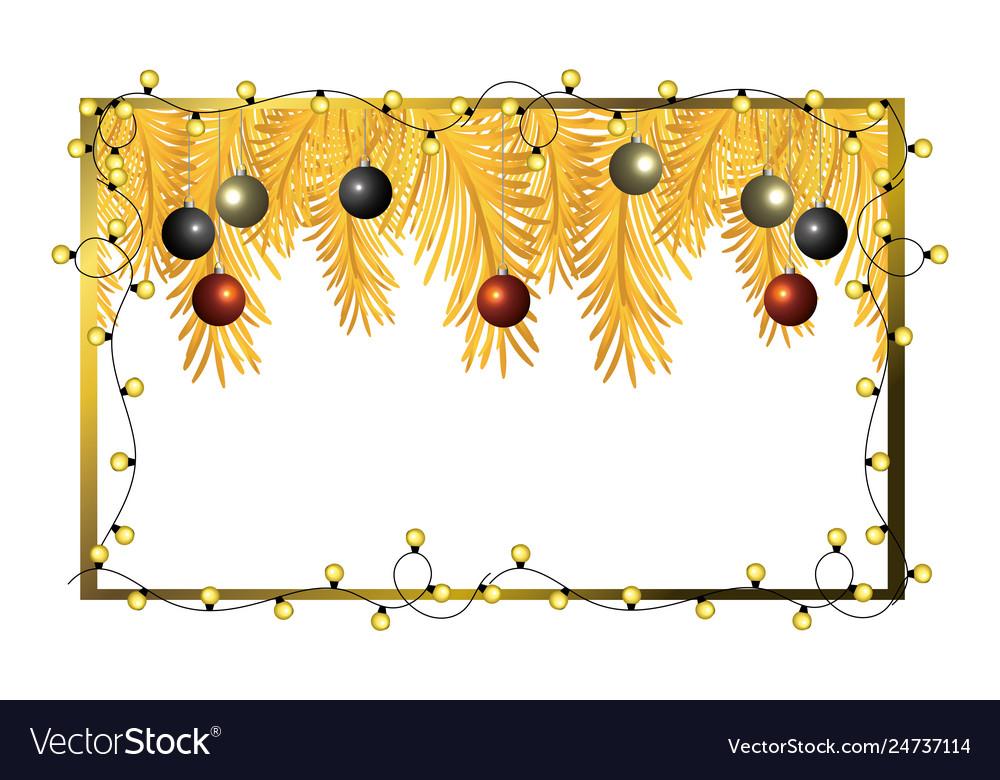 Christmas background cartoon